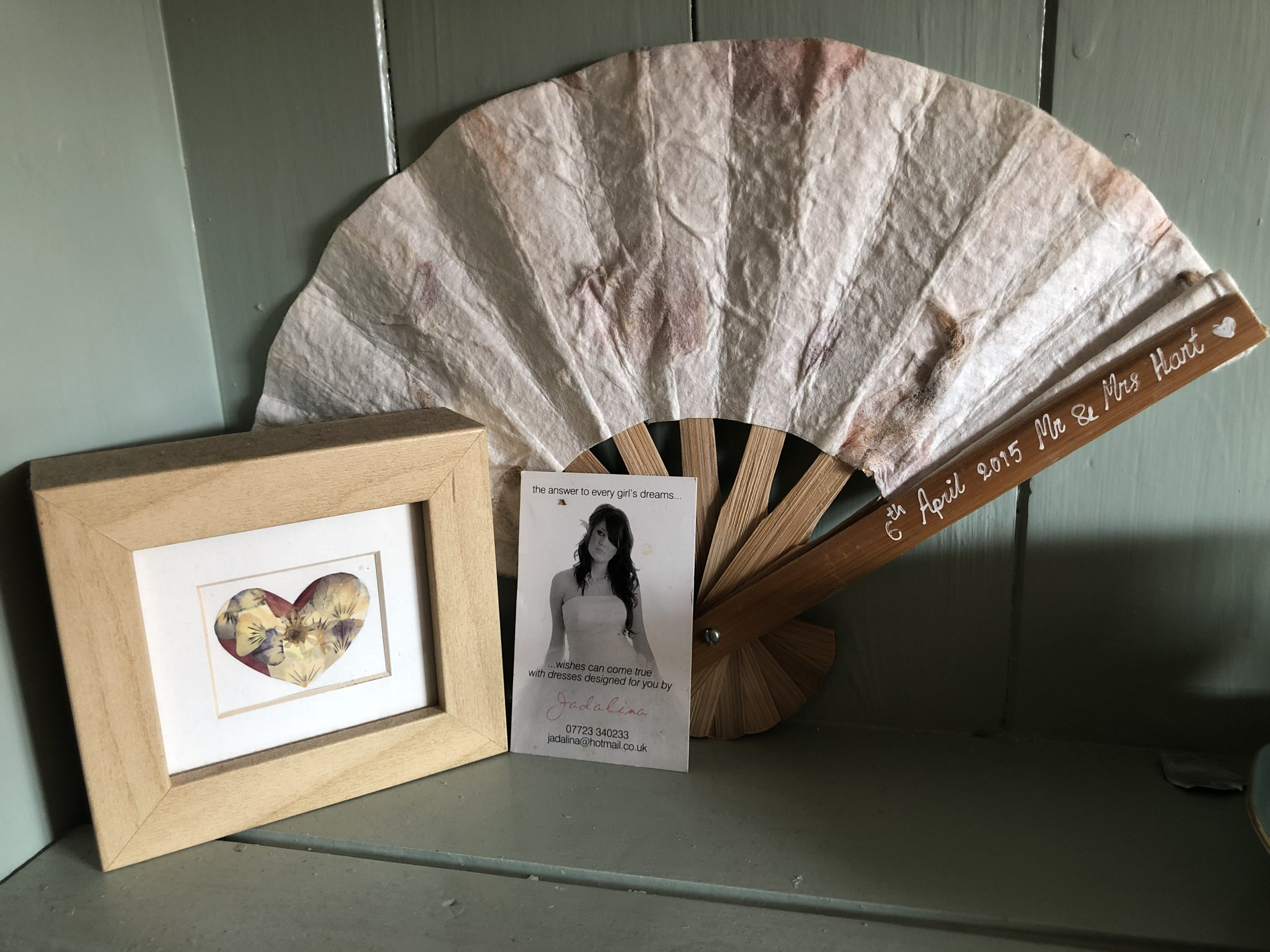 Fan and image