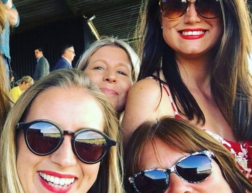 Jade's Birthday at the races